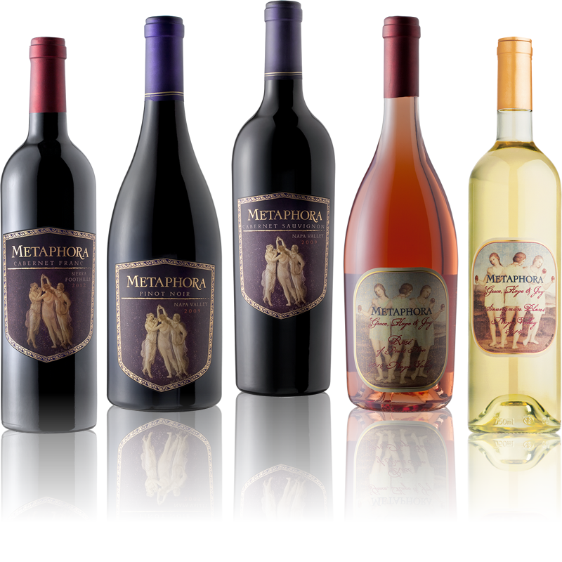 Metaphora Wines Vintage Selections